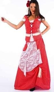 LIMIT Disfraz Adulto GRANJERA Verona (Talla S): Amazon.es ...