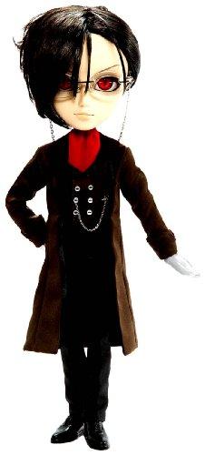 Pullip Taeyang Black Butler Sebastian Private Teacher Doll