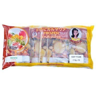 トロピカルマリア (冷凍) バナナピューレ(110g×10)