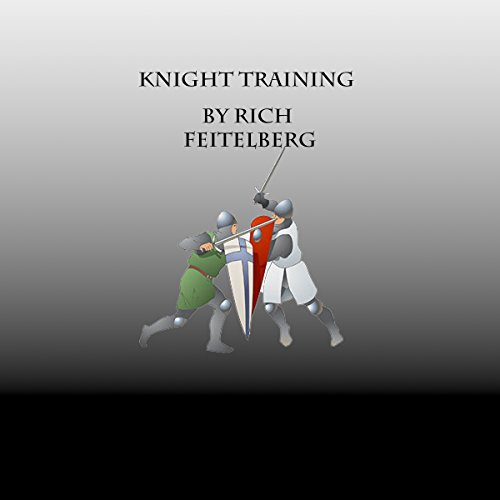 Knight Training audiobook cover art