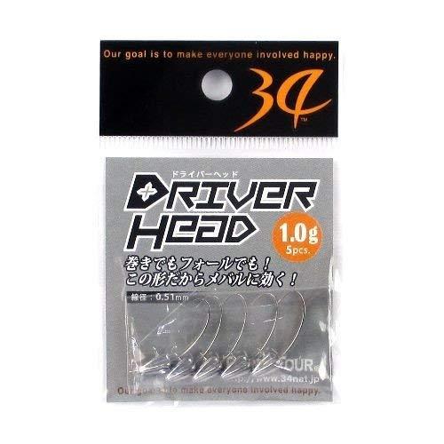 (株)34 ドライバーヘッド 1.0g