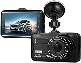 Dash Cam,Dashboard Camera, Frehoy Full HD 1080, 3.0 Screen DVR Car Dashboard Camera Recorder with 170 Wide Angle, Night Vision, G-Sensor, WDR, Loop Recording, Motion Detection, (Black ¡,