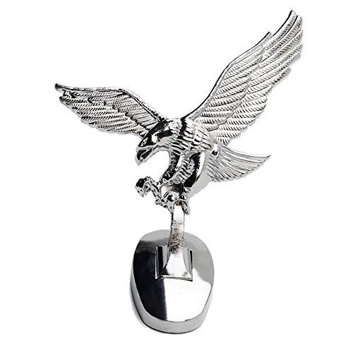 Copertura automatica 3d emblema Aquila Angelo al Fronte del distintivo dell'automobile cofano auto Hood Ornament Decoration che designa gli accessori