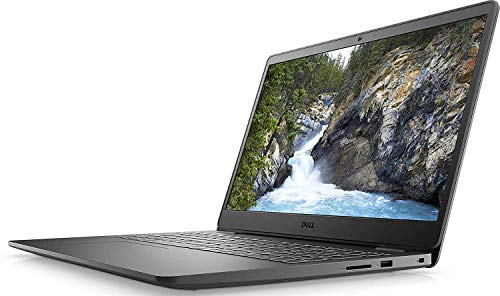 DELL Inspiron 15 3502 15.6' Laptop - Intel Pentium Silver N5030 Upto 3.1Ghz 4GB 128 GB SSD, Black Windows 10 S