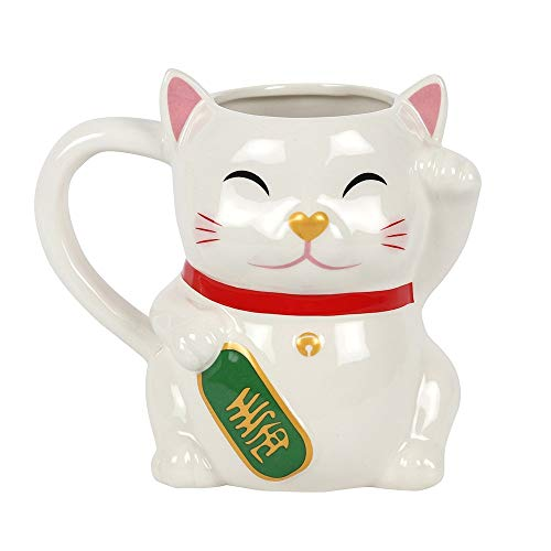 something different Taza Lucky Cat