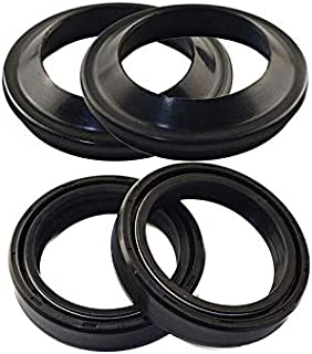 Motorcycle 455711 Front Fork Oil Seal Dust Seal for Honda CBR 600 RR 900 GL1500 for Suzuki GSXR 600 RM 125 250