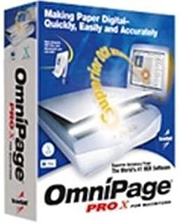 Acad Omnipage Pro X V10.0 5U Mac