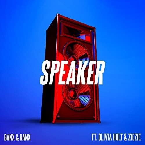 Banx & Ranx feat. Olivia Holt & ZIEZIE