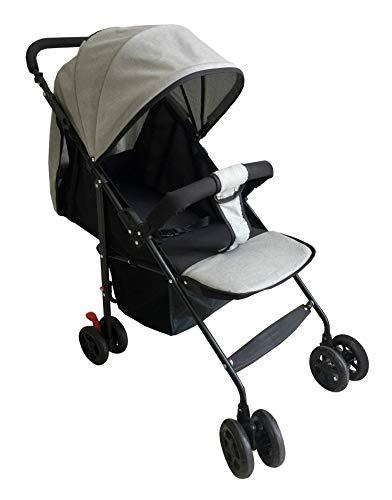 """Buggy""""Joy"""", Kinderwagen, klein und zusammenklappbar, Kinderwagen, mit Liegefunktion, Kinderbuggy, Babywagen"""