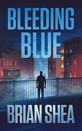 Bleeding Blue Boston Crime Thriller product image