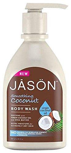 Jason Smoothing Coconut Body Wash - Coconut - 30 oz by Jason