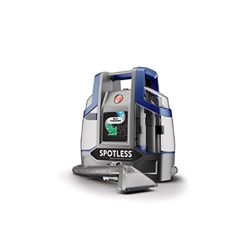 Hoover Spotless Deluxe Carpet Cleaner, Blue