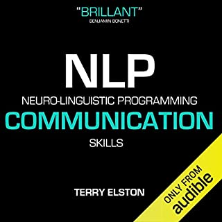NLP Communication Skills With Terry Elston audiobook cover art