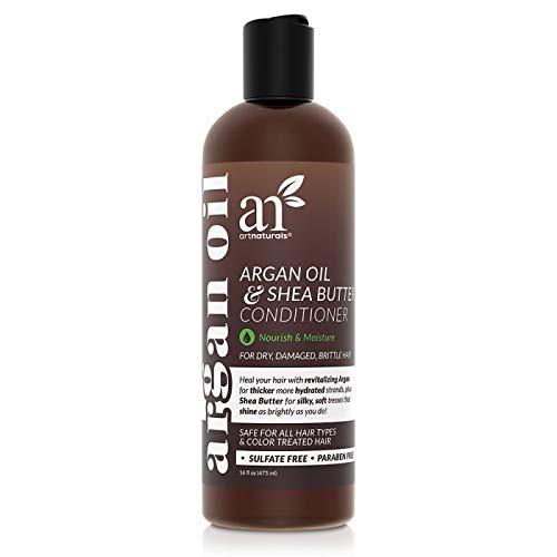 Artnaturals - Acondicionador de aceite de argán, fórmula regeneradora, 473 ml