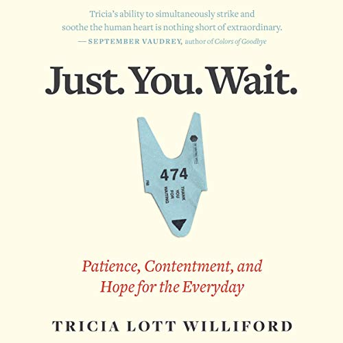 Just. You. Wait.  By  cover art