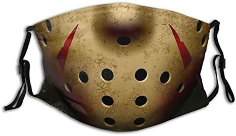 Scary Mask Face Mask Bandanas Balaclavas Adjustable Washable For Mens Womens product image