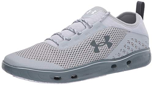 Under Armour Men's Kilchis Sneaker, Mod Gray (102)/Pitch Gray, 11