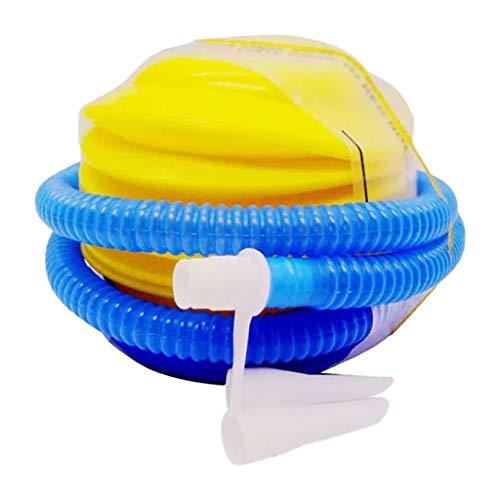 SHANCL Colchoneta Piscina Anillo de natación Piscina de pie Bomba de Aire for niños Anillo de natación Traje de baño Juguete Bomba de Tubo Inflable