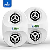 ZEROPEST Ultrasonic Pest Repeller Plug in Electronic Pest...