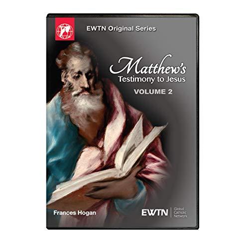 Matthews Testimony to Jesus Volume 2 - EWTN Religious Catalogue