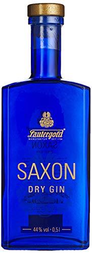 Saxon Dry Gin 44% vol. (1 x 0.5 l)