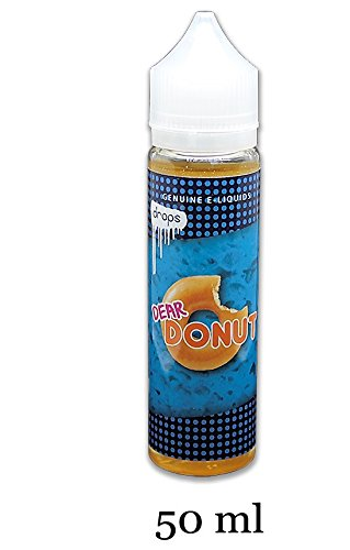 Dear Donut 50 Ml 0% Nicotina