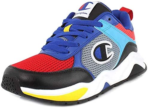 Champion Mens 93Eighteen Big C Casual Low-Top Fashion Sneakers