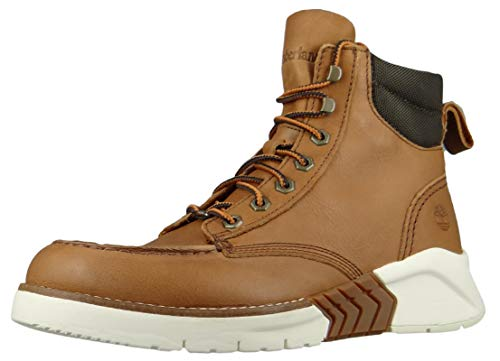 Timberland M.T.C.R. Moc Toe Boot Medium Brown Full-Grain 10 D (M)