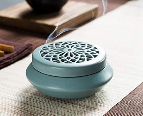 Fantastic Deal! Burner incense burner SDYBH-Ceramic Incense Burner Retro Chinese Reading Room Home D...