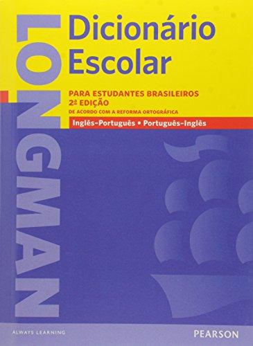 Longman Dicionario Escolar Ing/Port-Port/Ing Para Estudantesbrasileiros