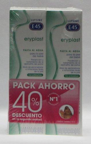 Eryplast Pasta Al Agua 2 x 75 ml