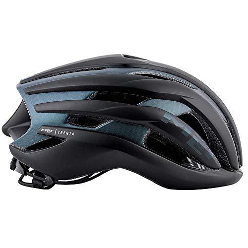 Met Casco Trenta 3K NE.I.S Ciclismo, Adultos Unisex, Multicolor (Carbon NEG), S...