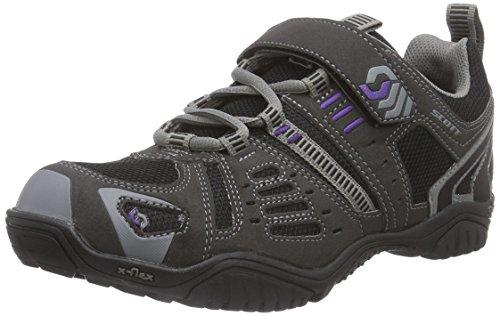 Scott, Chaussures de Trail Femme, Noir (Black), 38 EU
