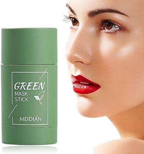ValueVinylArt Green Tea Eggplant Purifying Clay Stick Mask Blackhead Remover Cleansing Mask product image