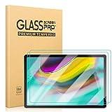 [2 Pezzi] Vetro Temperato Pellicola Protettiva per Samsung Galaxy Tab S5E 10.5, salvaschermo in Vetro temperato HD [Durezza 9H] [Anti-Graffo] [Bolla Libera] Compatibile con Galaxy Tab S 5E 10.5' T725