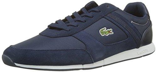 Lacoste Menerva Sport 318 1 CAM, Zapatillas para Hombre, Azul (Nvy/Dk BLU Nd1), 42 EU