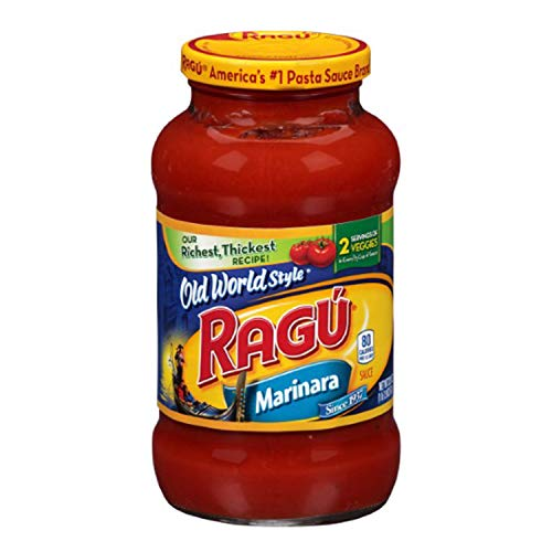 Ragu, Old World Style Marinara, 24 Ounce