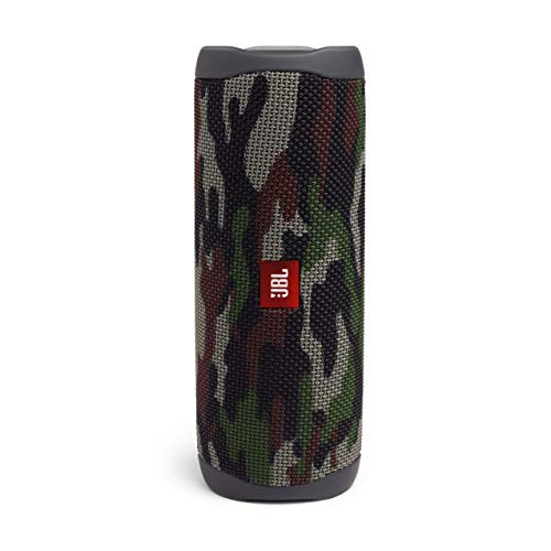 Jbl Flip 5 Bluetooth Box, Waterdicht, Camouflage