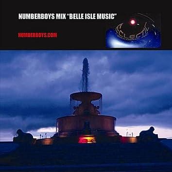 "Numberboys Mix""Belle Isle Music"""