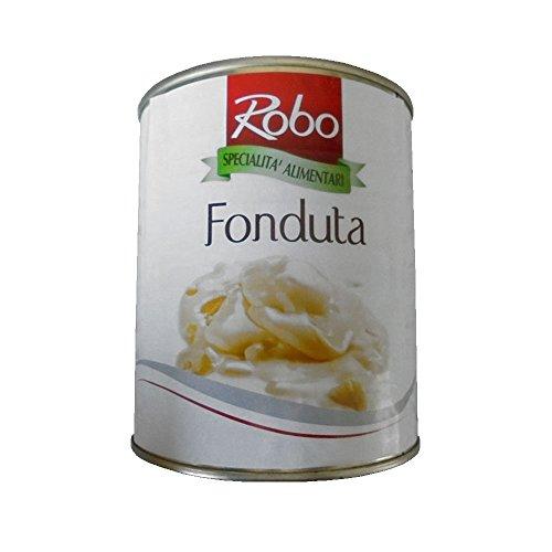 800 GR FONDUTA CREMA AI FORMAGGI FONTAL FUSO PER PASTA O PIZZA CREAM CHEESE