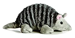 Aurora Flopsies Plush Armadillo