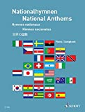 National Anthems: Piano / Songbook (English Edition)