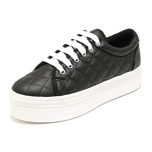 Jeffrey Campbell 1168H Sneakers Donna Nere ZOMG Shoes Women [41]