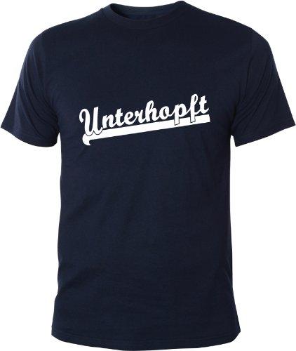 Mister Merchandise Cool Fun T-shirt Onderhopft Bier