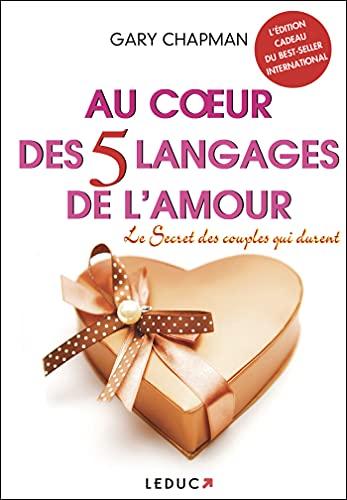 Au cœur des 5 langages de l'amour (COUPLE POCHE)