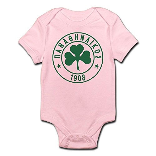 CafePress Panathinaikos.Png Cute Infant Bodysuit Baby Romper