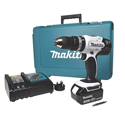 Makita DHP453RFW Combi Drill, 18 V
