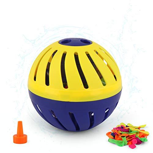 JTLB Splash Timer Game, Wasser Bomben, wasserbomben schnellfüller Wasserballons Wasserbomben Schleuder für Pool Splash Ball Fun Wasserkampf Spiel