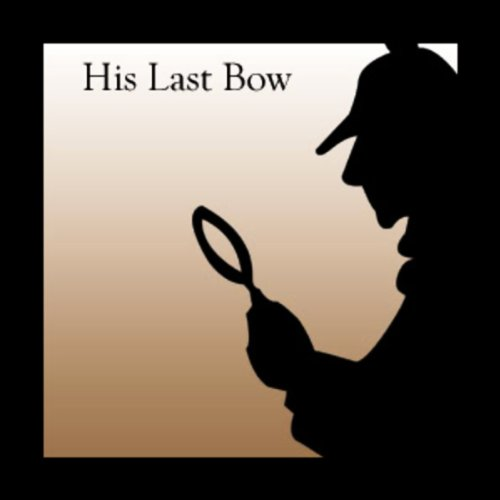 His Last Bow audiobook cover art