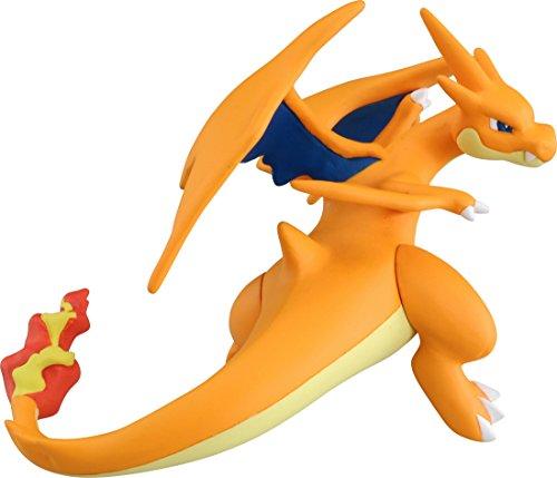 Takara Tomy Takaratomy Officiel Pokémon X Y Sp 38 Mega Dracaufeu Y Queue De Dragon Action Figure